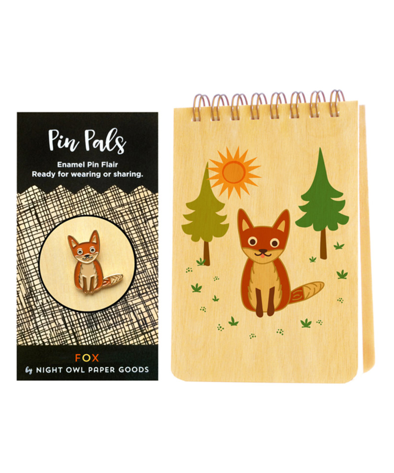 Fox Gift Set