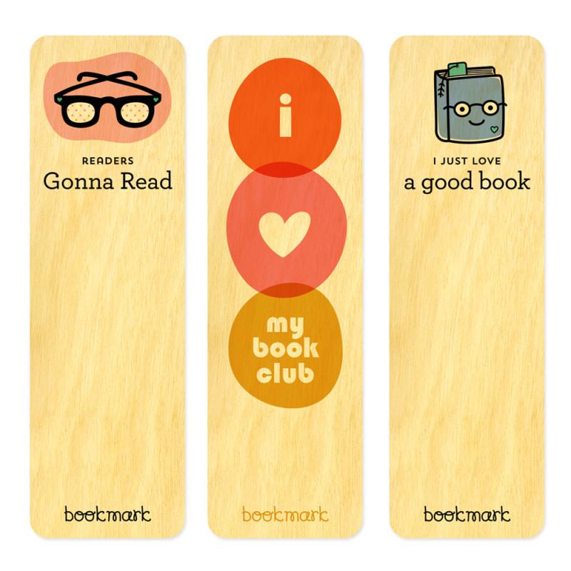 Book Club Bookmark Set