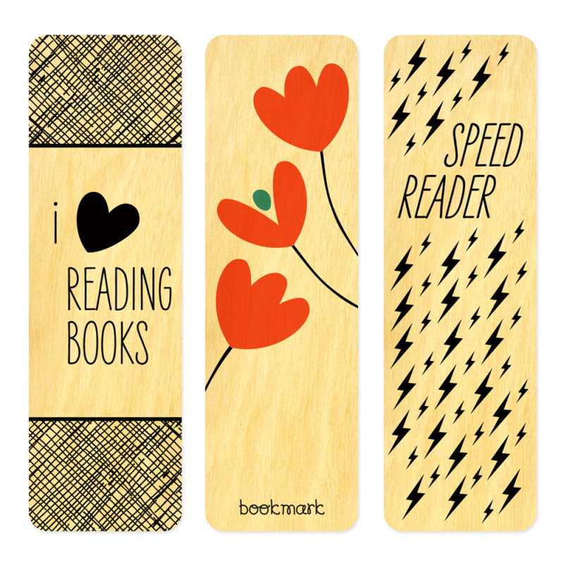 Beyond the Book Bookmark Set