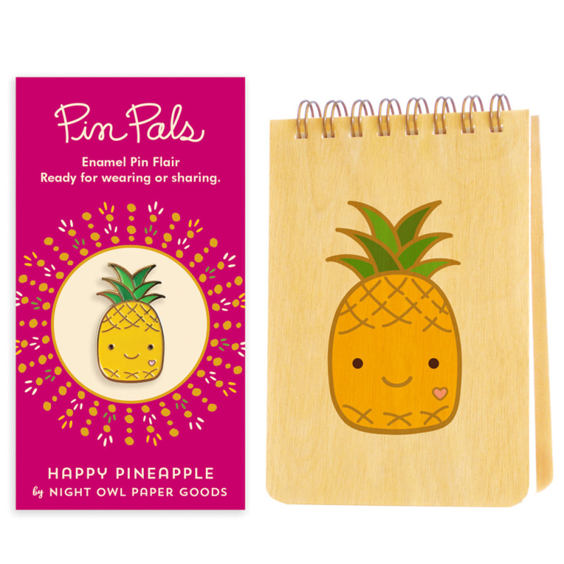Pineapple Pair