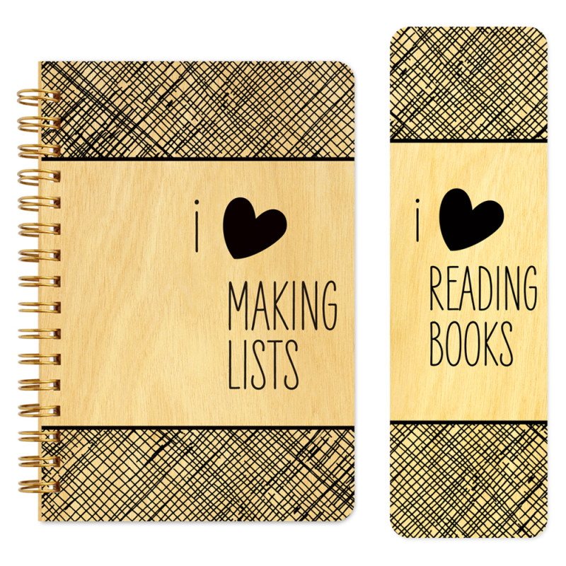 Lists and Books