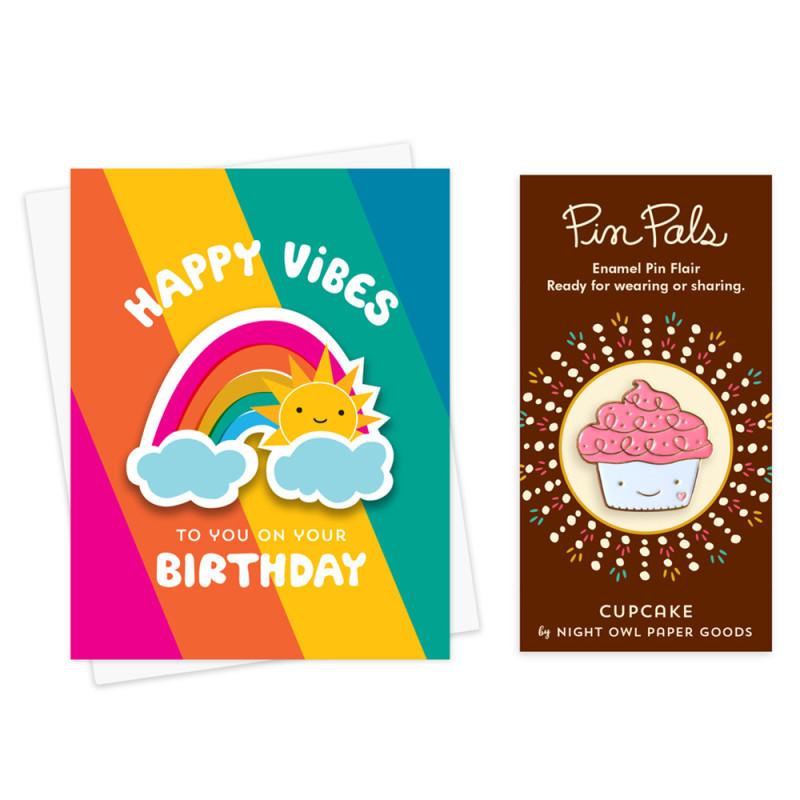Cupcake Vibes Birthday