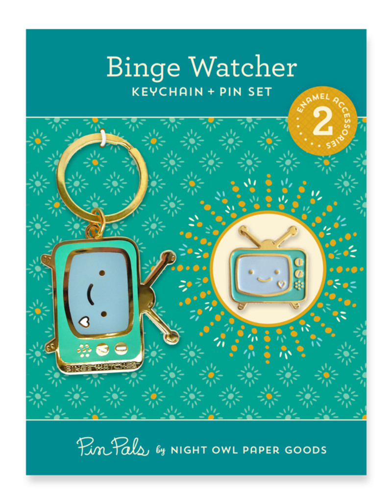 Binge Watcher Gift Set