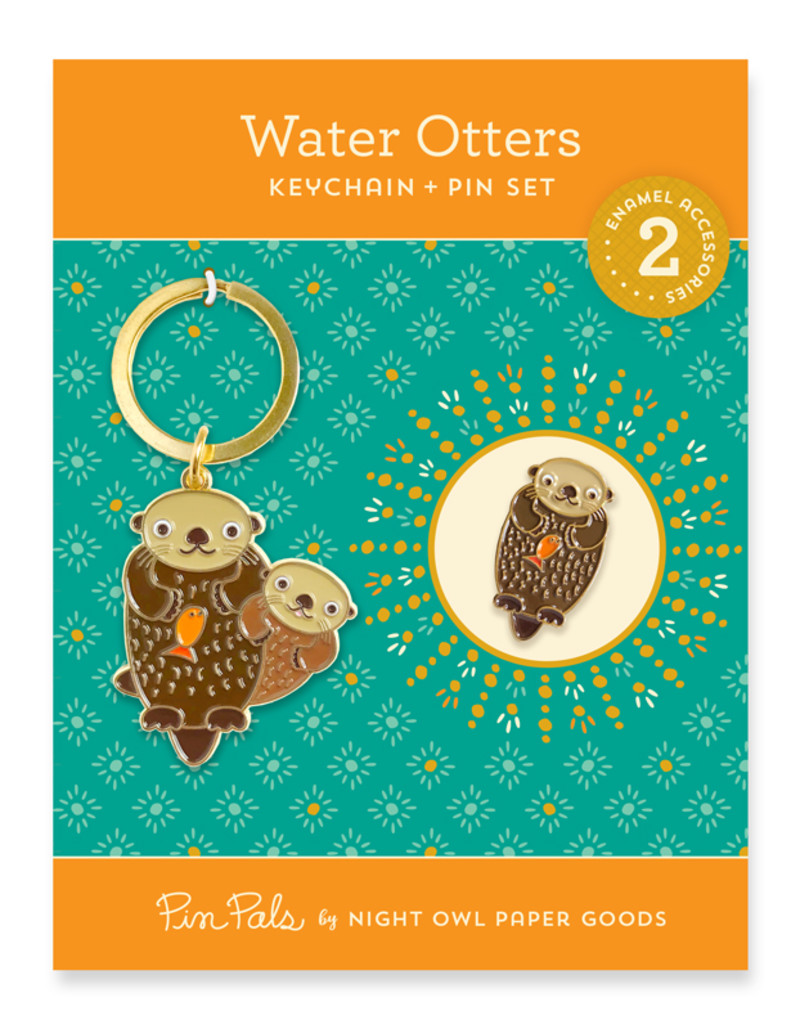 Water Otter Gift Set