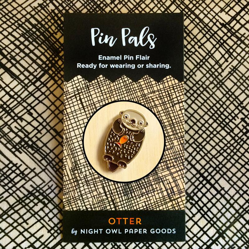 Otter Gift Set