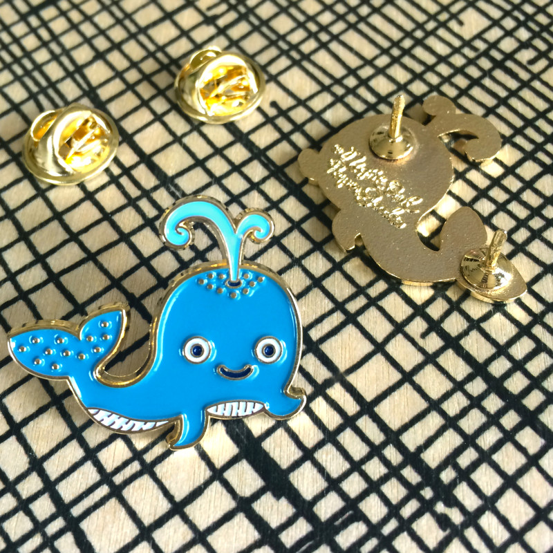 Sea Critter Flair Pin Pals Gift Set (Original)