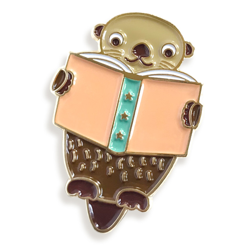 Otter Read Book Buddies