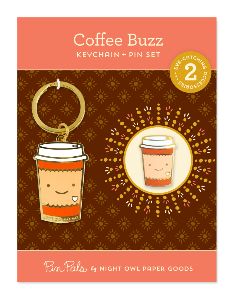 Coffee Buzz Gift Set
