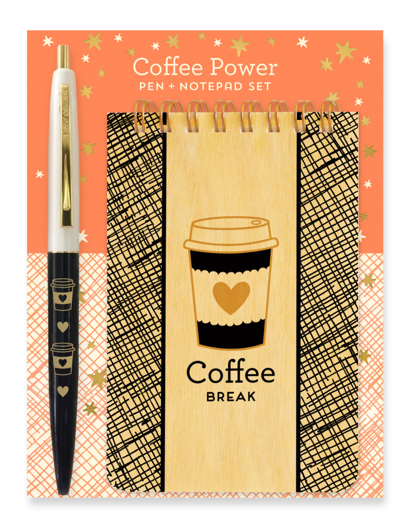 Coffee Power Gift Set