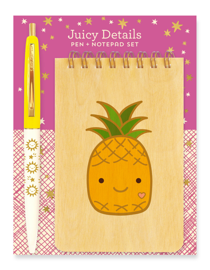 Juicy Details Gift Set