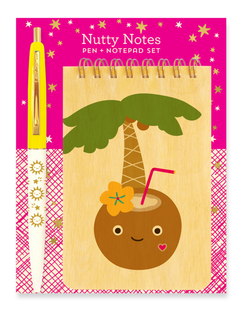 Nutty Notes Gift Set