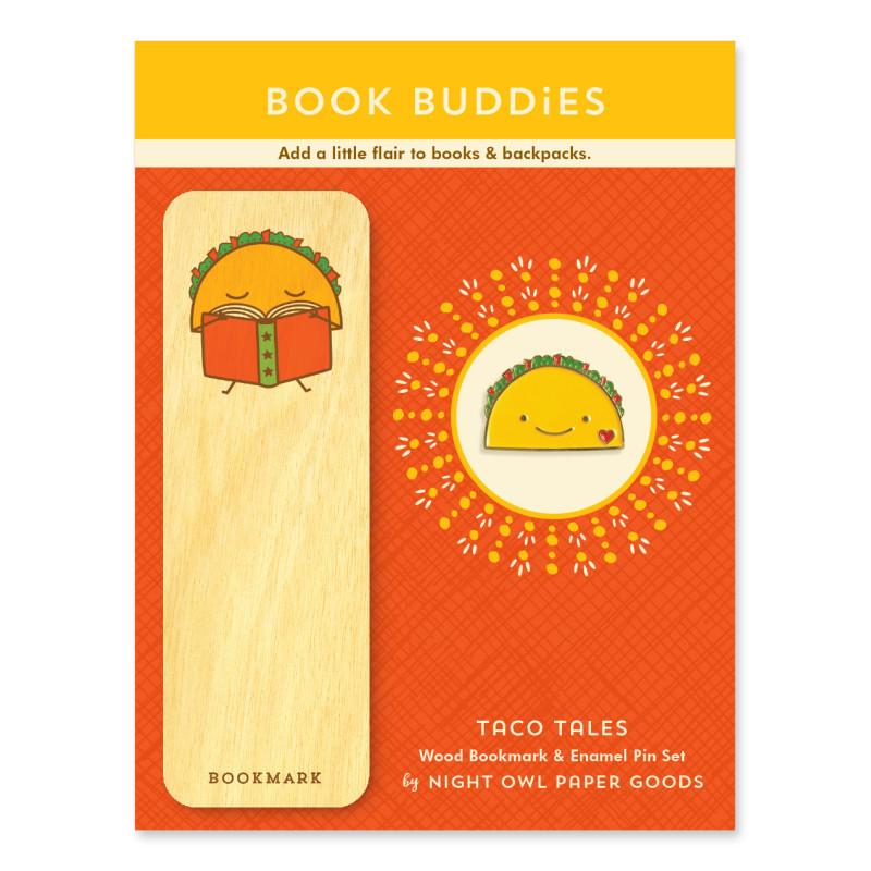 Taco Tales Book Buddies