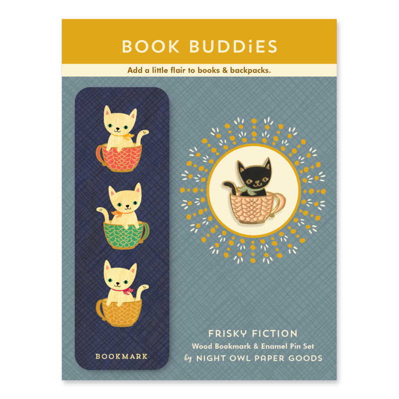 Frisky Fiction Book Buddies