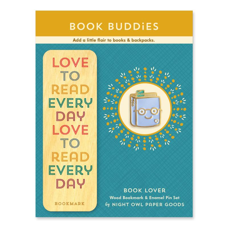 Book Lover Book Buddies