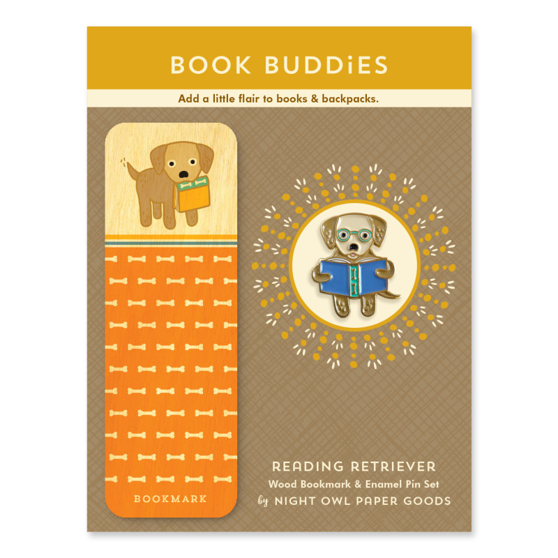 Reading Retriever Book Buddies