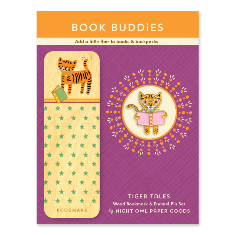 Tiger Tales Book Buddies