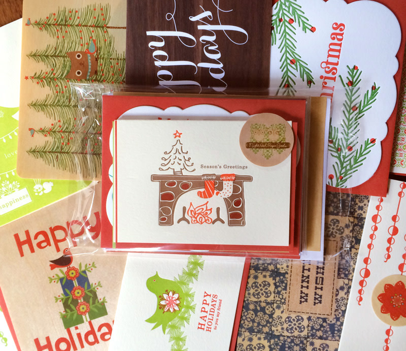 10 Cards for $15 – Holiday Sample Pack