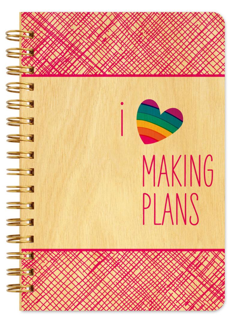 Making Plans • Pocket Notebook