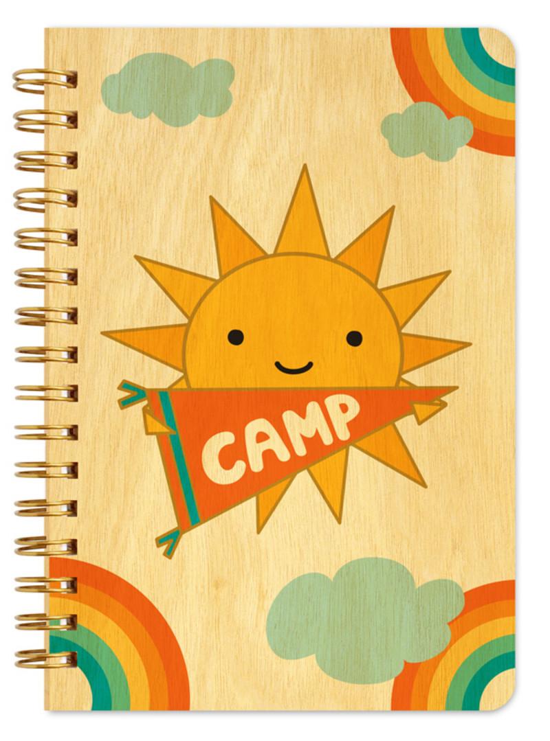 Sunny Camp • Pocket Notebook