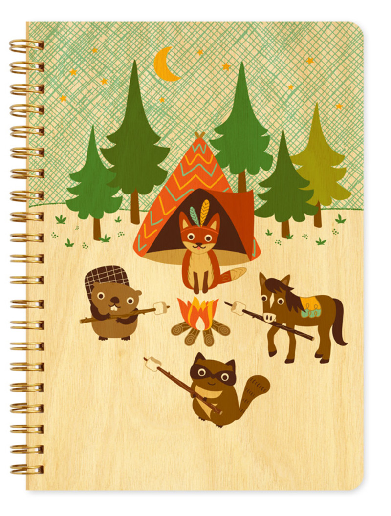 Camping Critters