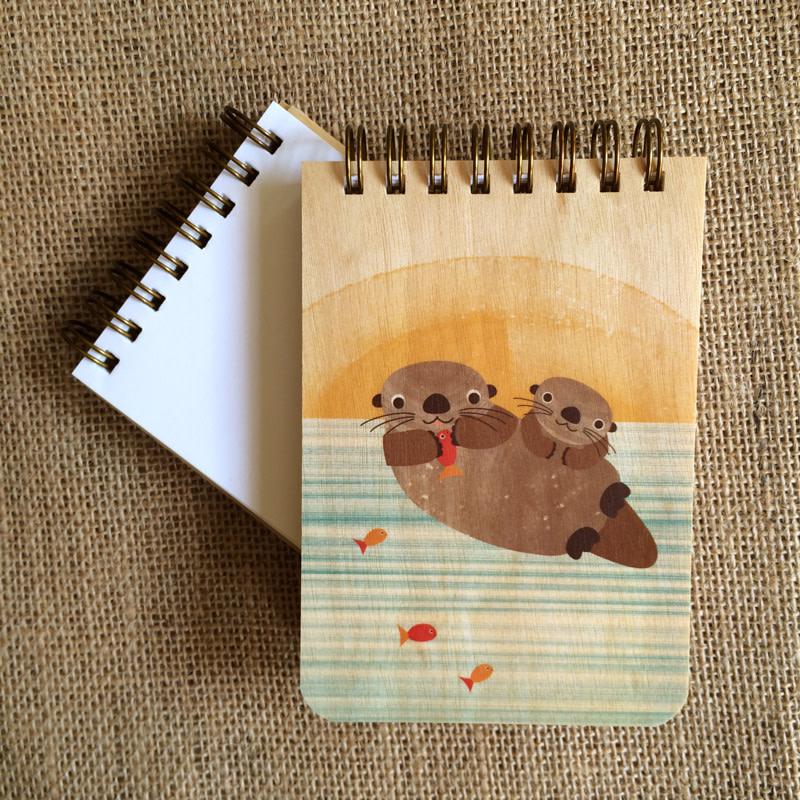 Emmit & Eli Otters