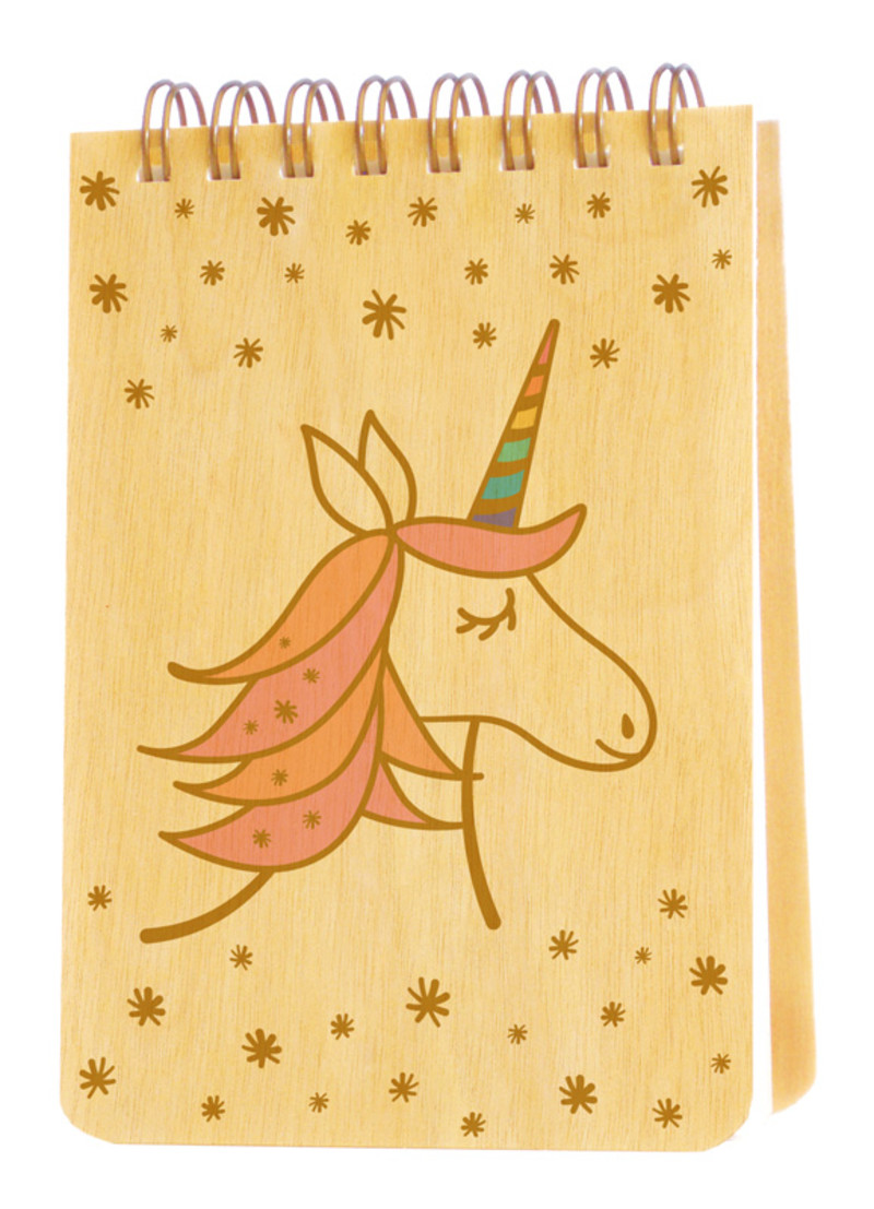 Unicorn Jotter Gift Set