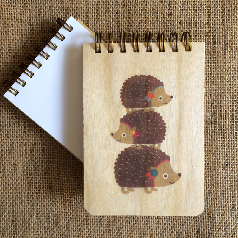 Happy Hedgehogs Gift Set