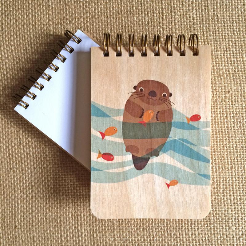 Water Otter Gift Set