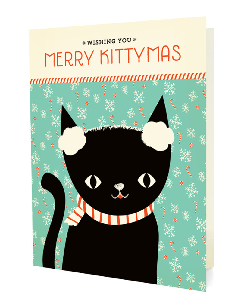 Kitty Christmas - Box of 10