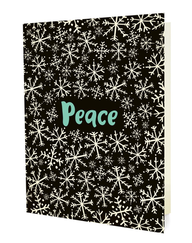 Snowy Peace - Box of 10