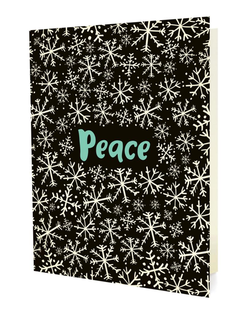 Snowy Peace - Box of 10