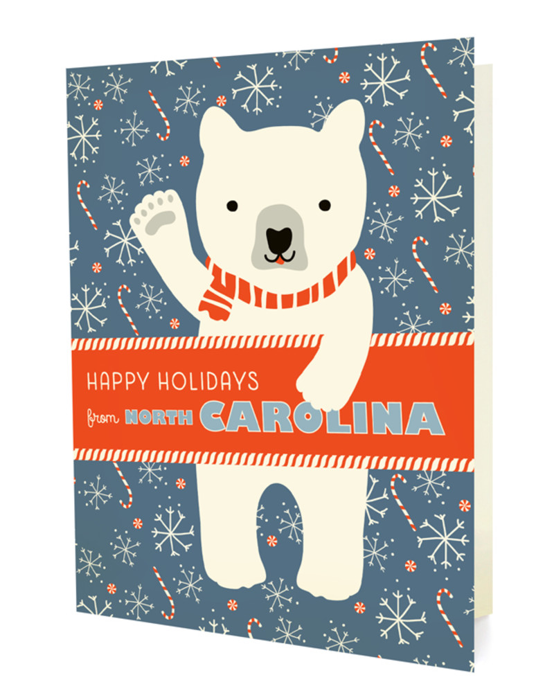 Polar North Carolina - Box of 10