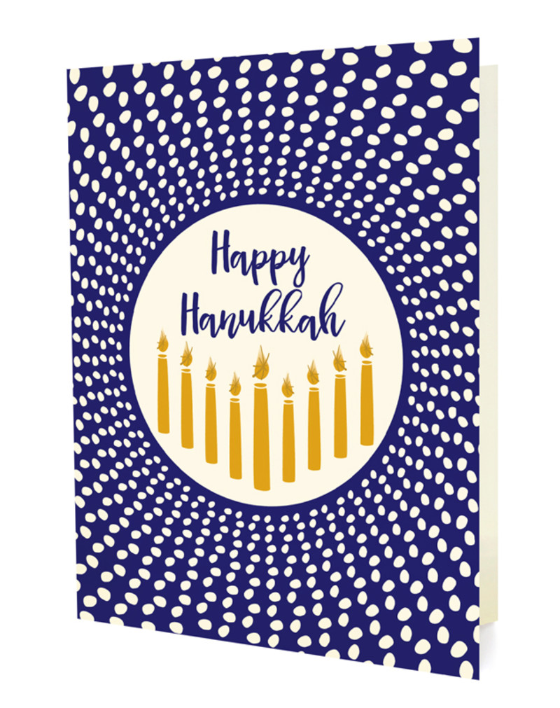 Radiant Hanukkah - Box of 10