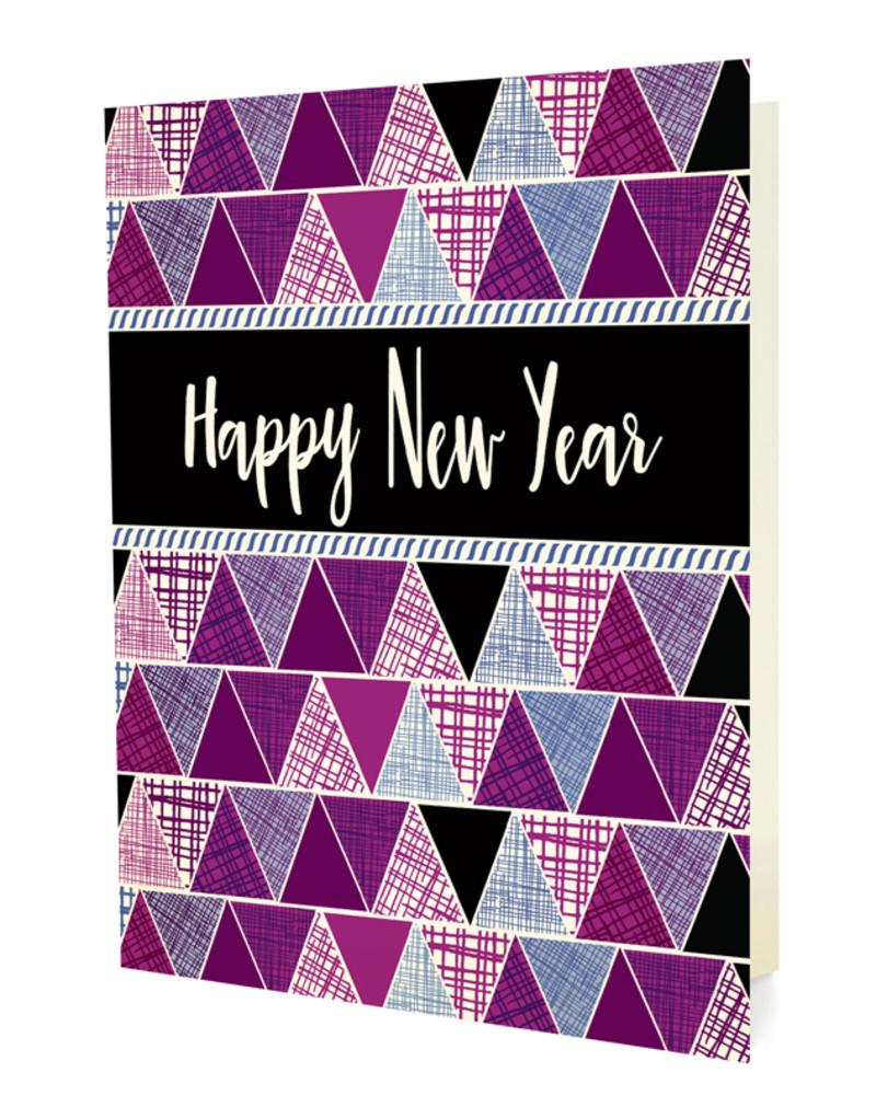 Folksy New Year