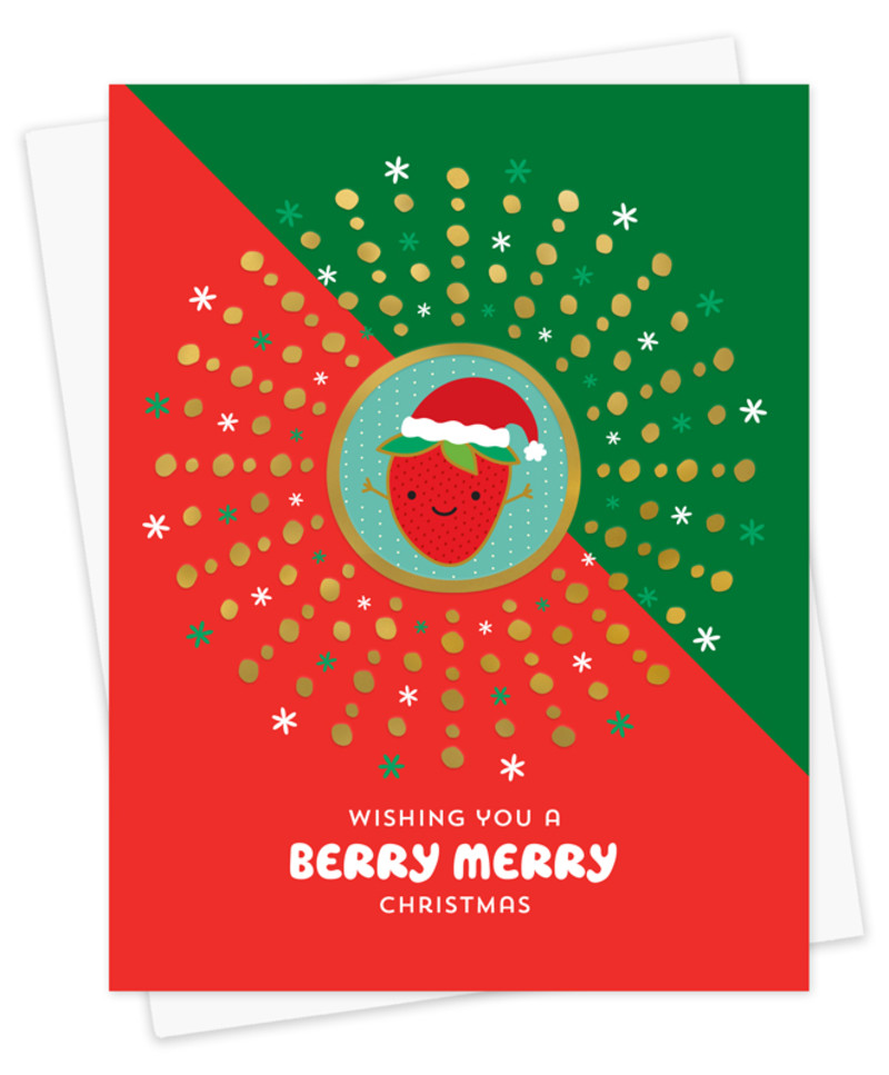 Berry Merry - Box of 8