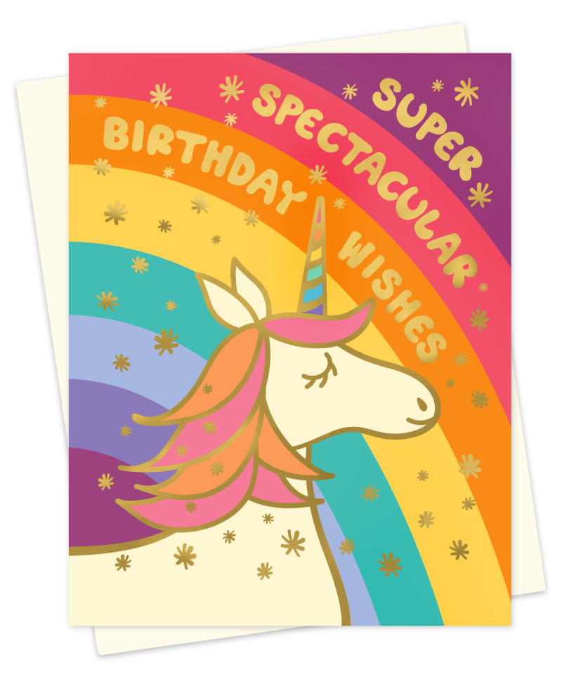Spectacular Unicorn Birthday