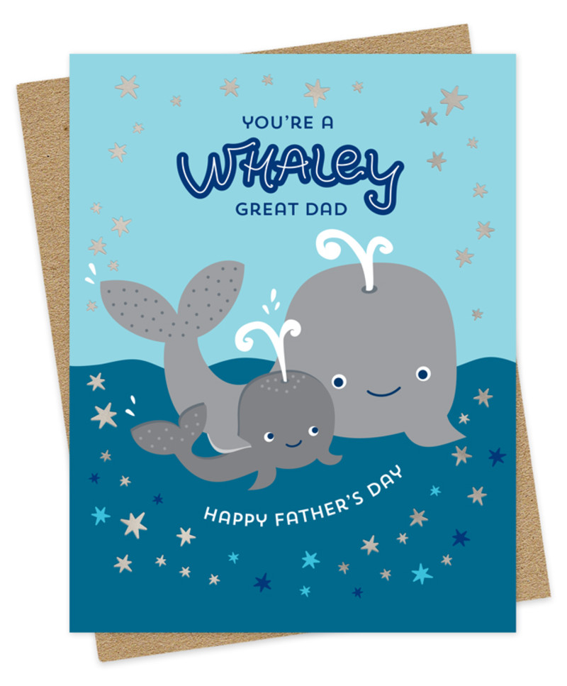 Whale Dad