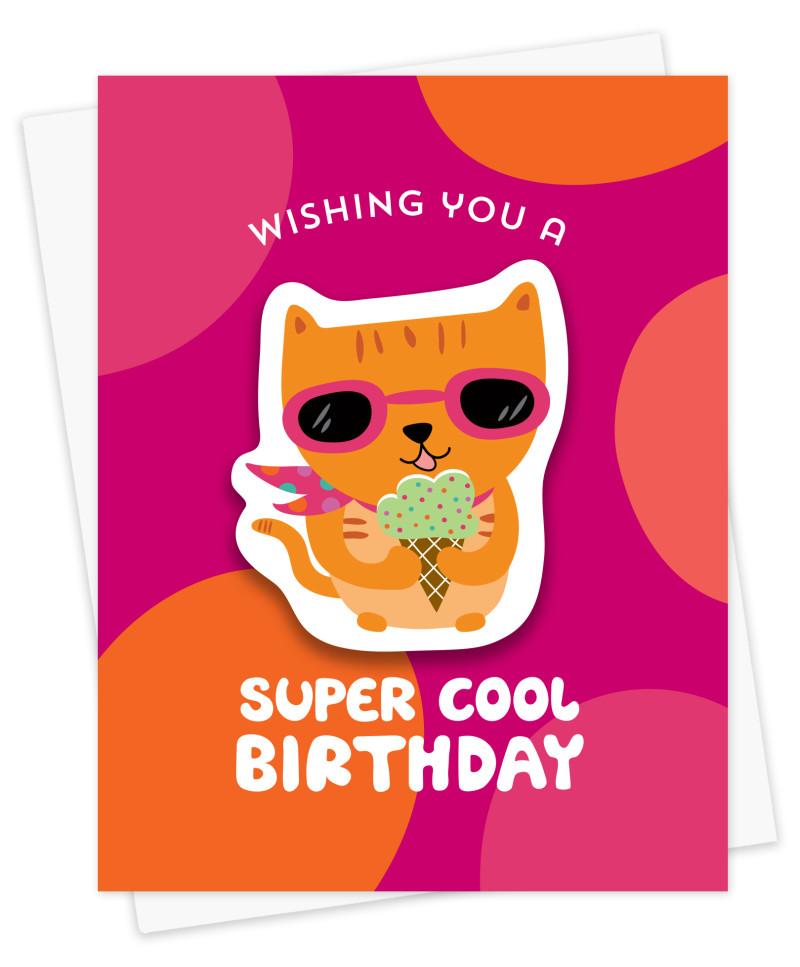 Cool Cat Birthday