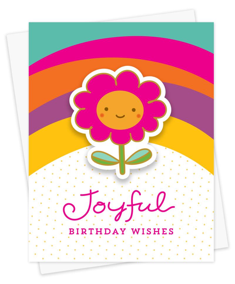 Joyful Flower