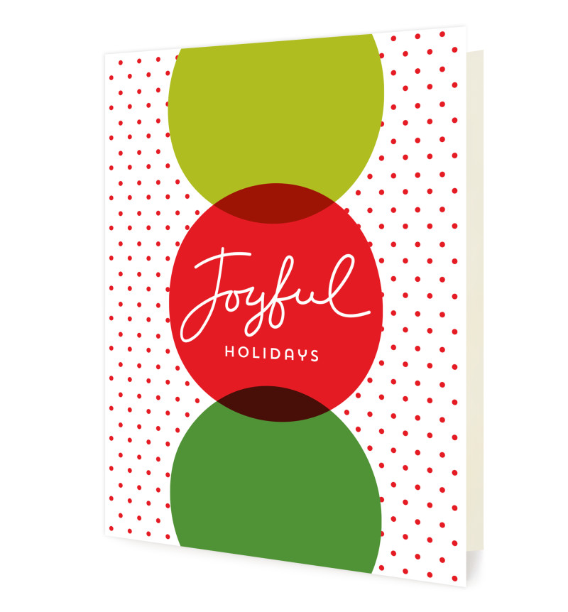 Joyful Holidays - Box of 10