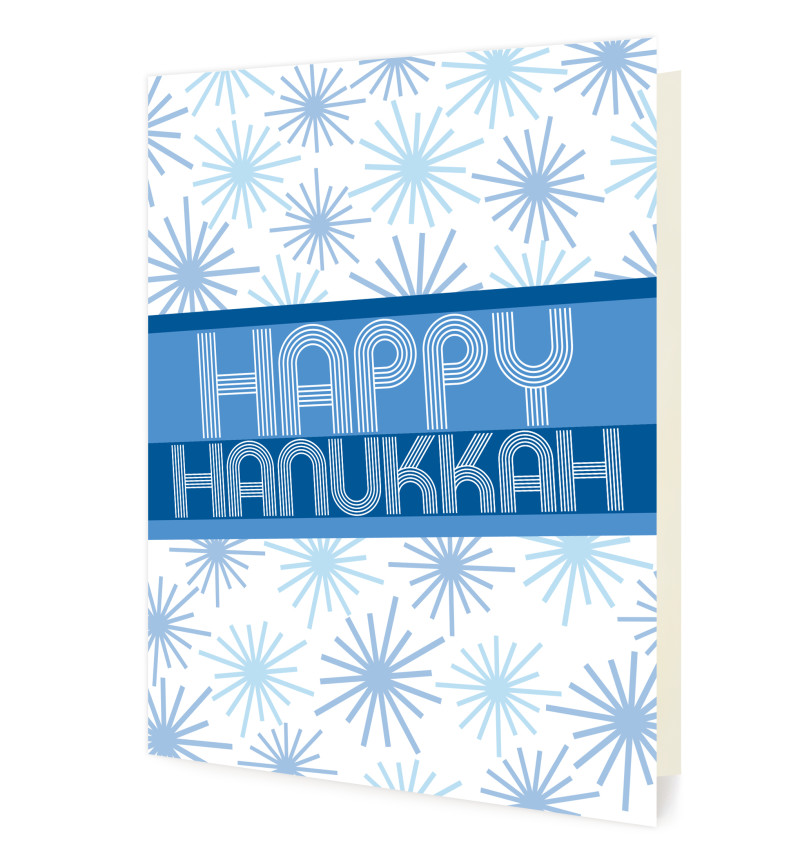 Hanukkah Flurries - Box of 10