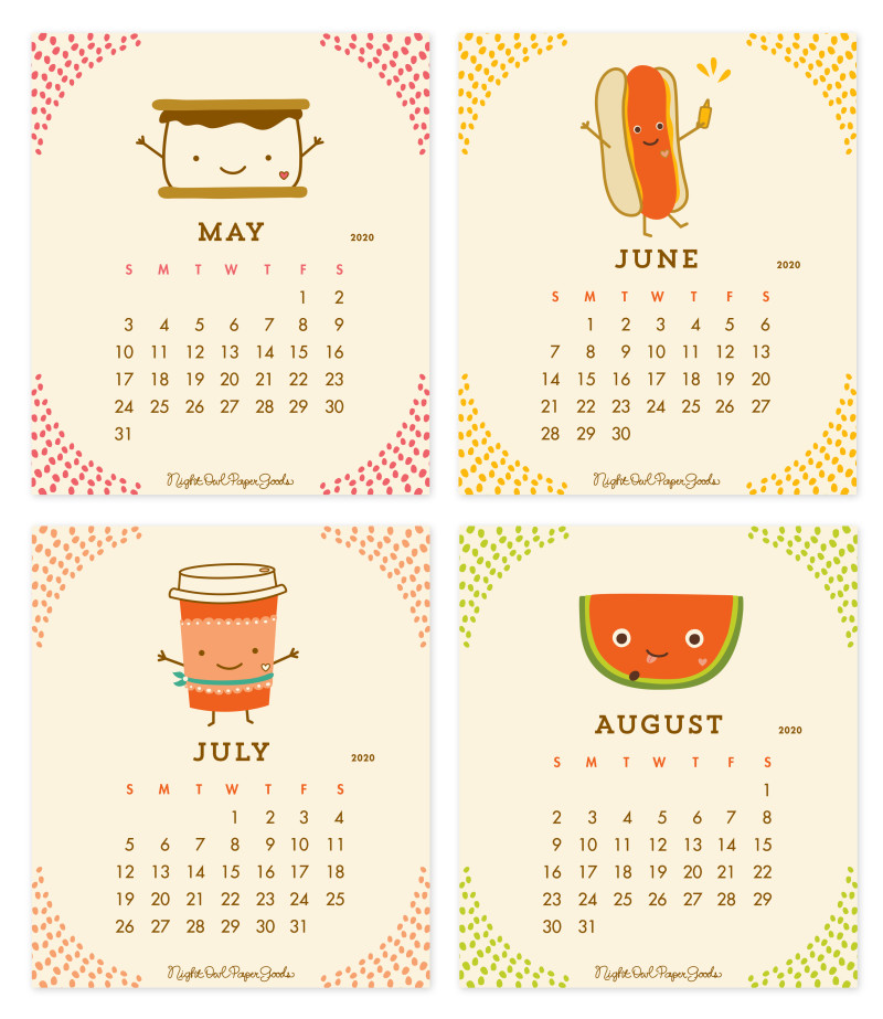 May - August