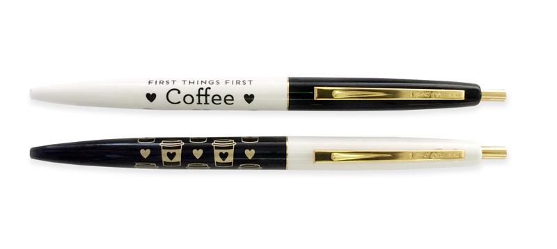 Coffee + Heart Cups