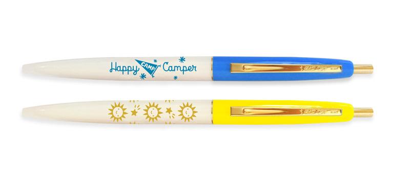 Happy Camper + Sunny