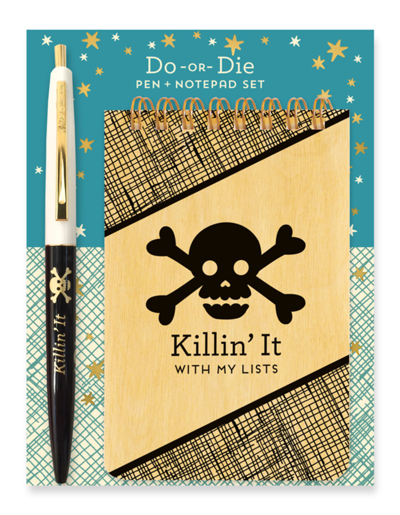 Do or Die Gift Set