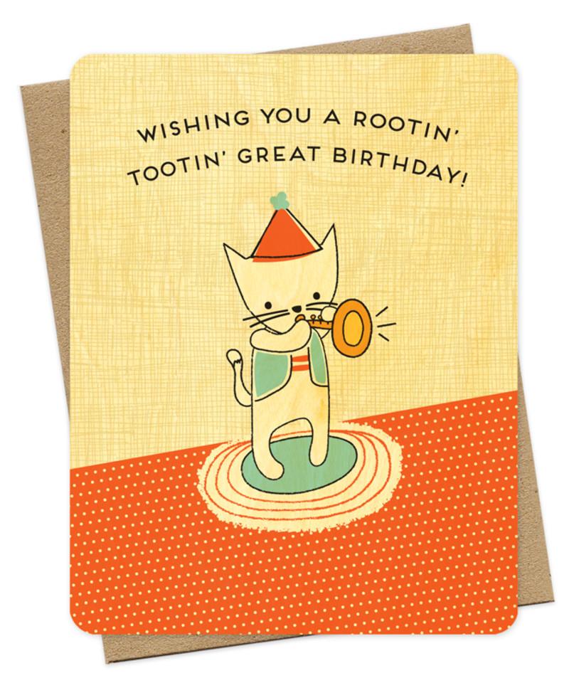 Rootin' Tootin'