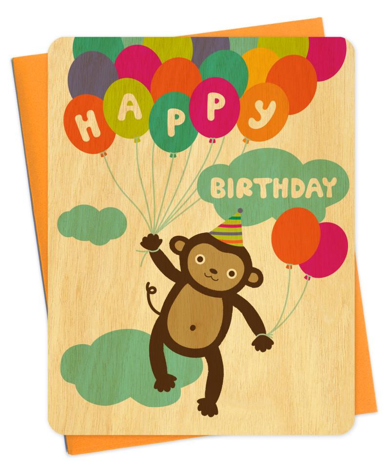 Monkey Birthday