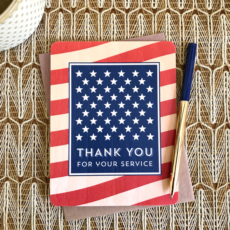 American Thank You