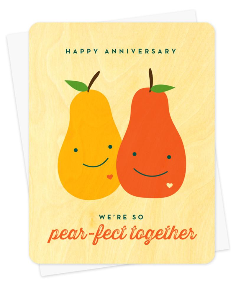 Pear-fect Anniversary