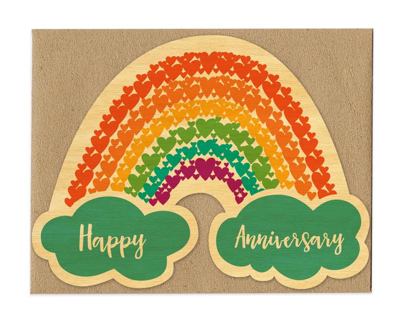 Anniversary Rainbow